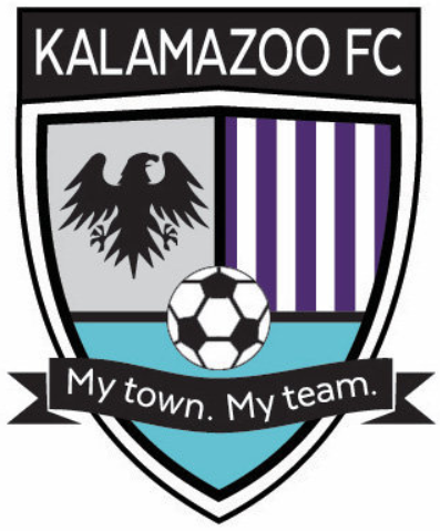 Kalamazoo FC Logo Primary Logo (2016-Pres) -  SportsLogos.Net