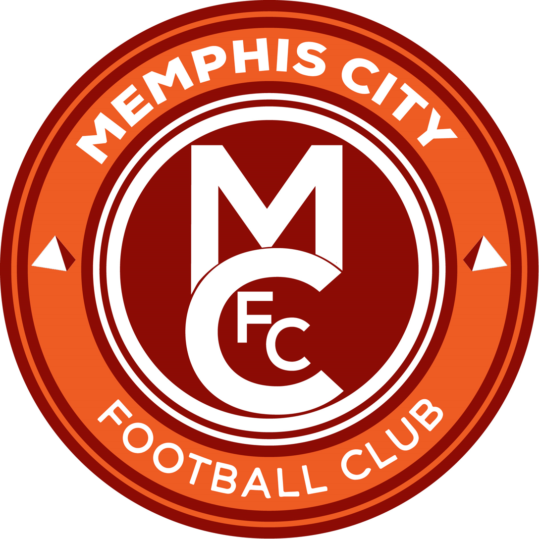 Memphis City FC Logo Primary Logo (2016-Pres) -  SportsLogos.Net
