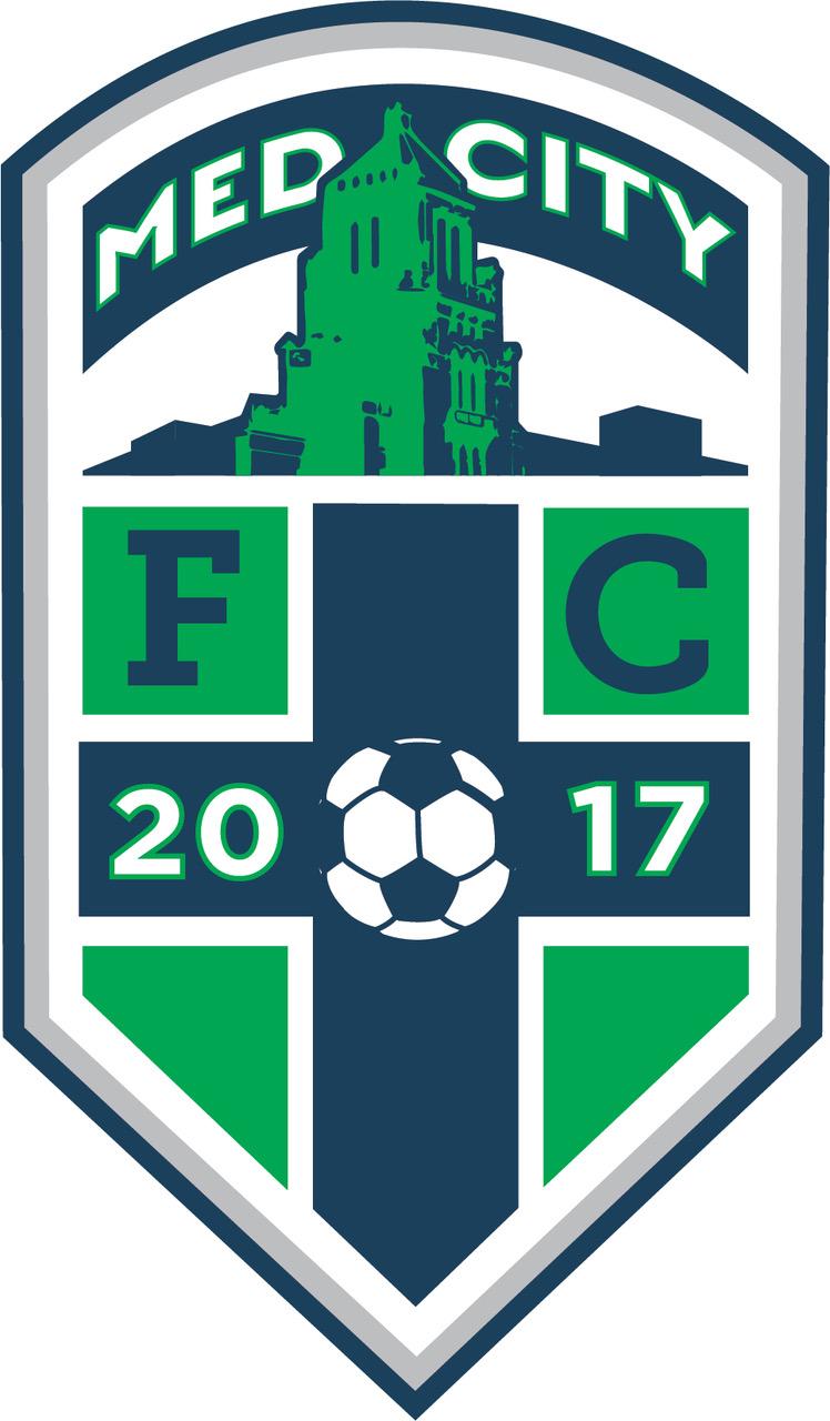 Med City FC Logo Primary Logo (2017-Pres) -  SportsLogos.Net