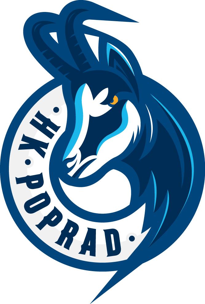 HK Poprad Logo Primary Logo (2016/17-Pres) -  SportsLogos.Net