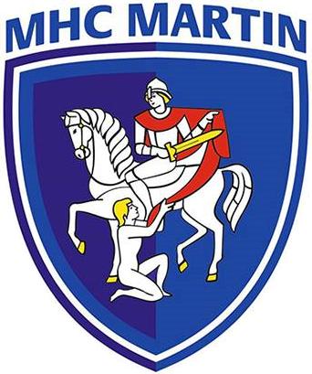 MHC Martin Logo Primary Logo (2016/17-Pres) -  SportsLogos.Net