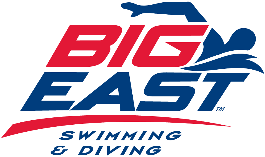 Big East Conference Logo Misc Logo (2005-Pres) - Big East Conference Swimming and Diving logo SportsLogos.Net