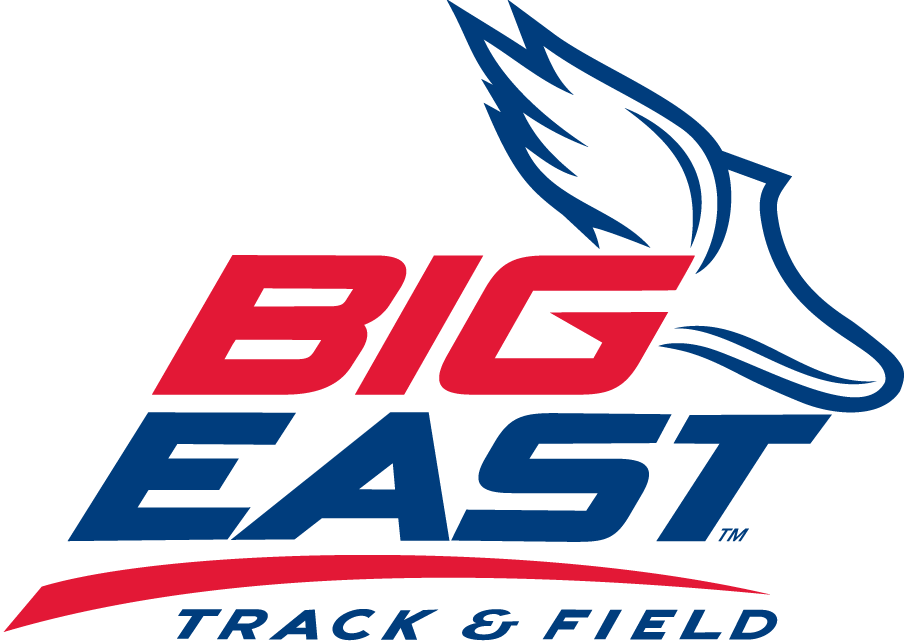 Big East Conference Logo Misc Logo (2005-Pres) - Big East Conference Track and Field logo SportsLogos.Net