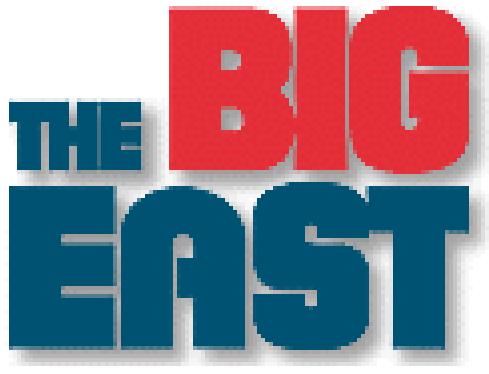 Big East Conference Logo Primary Logo (1979-1992) -  SportsLogos.Net