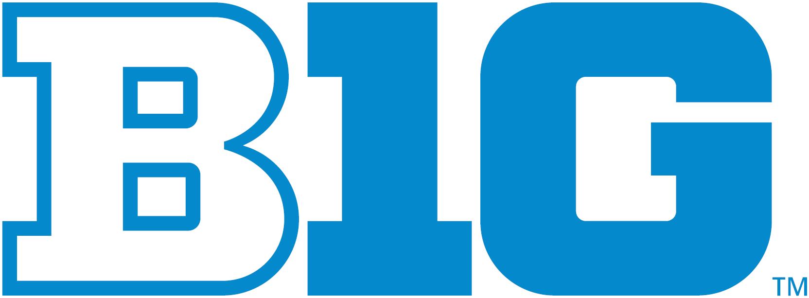 Big Ten Conference Logo Alternate Logo (2012-Pres) -  SportsLogos.Net