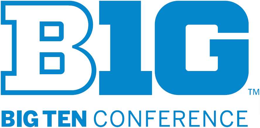 Big Ten Conference Logo Secondary Logo (2012-Pres) -  SportsLogos.Net