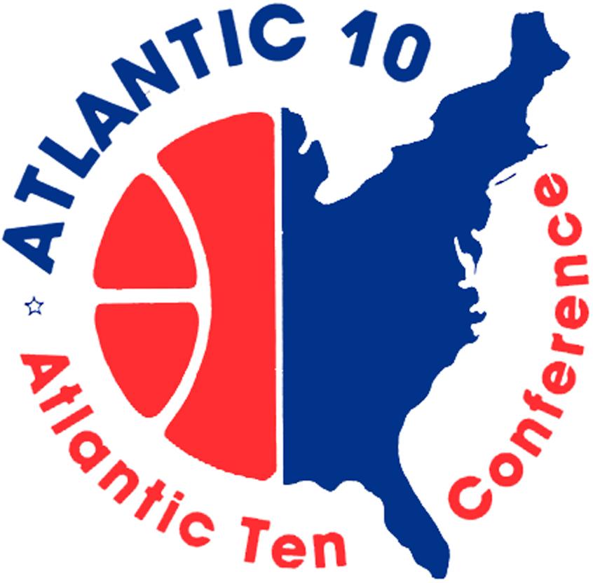Atlantic 10 Conference Logo Primary Logo (1982-1994) -  SportsLogos.Net