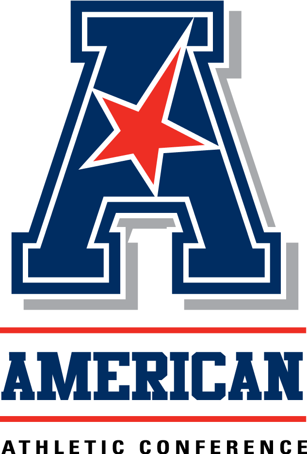 American Athletic  Conference Logo Alternate Logo (2013-2016) - A gradient-less version of the primary logo SportsLogos.Net