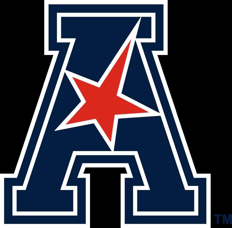 American Athletic  Conference Logo Primary Logo (2017-Pres) -  SportsLogos.Net