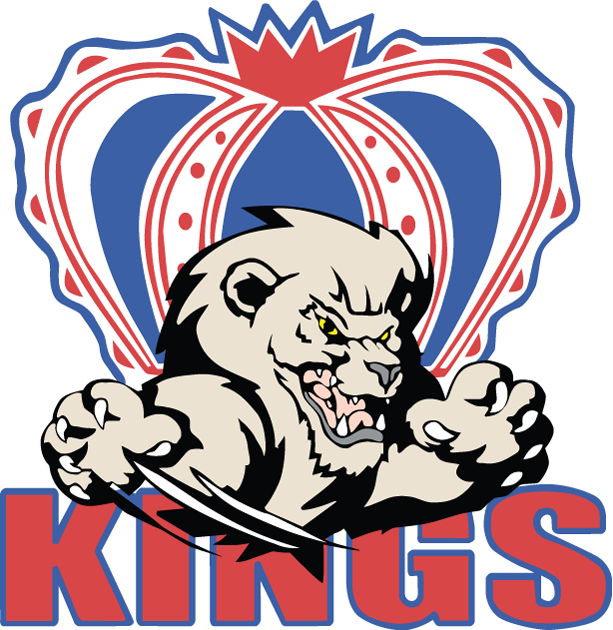 Dauphin Kings Logo Primary Logo (2001/02-Pres) -  SportsLogos.Net