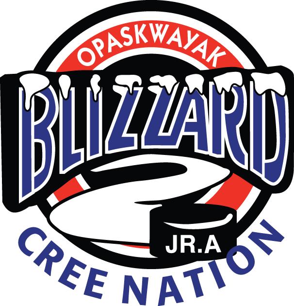 OCN Blizzard Logo Primary Logo (1996/97-Pres) -  SportsLogos.Net