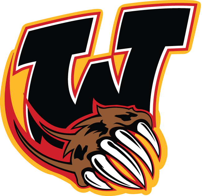 Waywayseecappo Wolverines Logo Primary Logo (2002/03-Pres) -  SportsLogos.Net