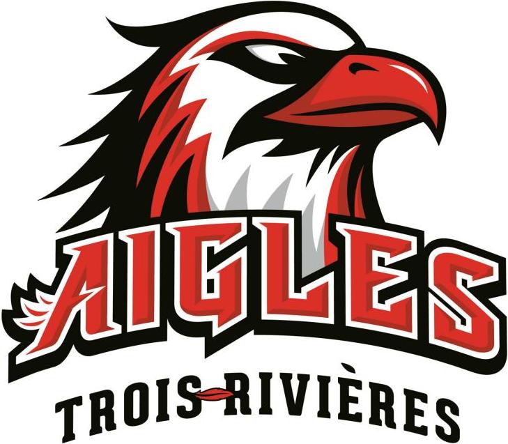 Trois-Rivieres Aigles Logo Primary Logo (2013-Pres) -  SportsLogos.Net