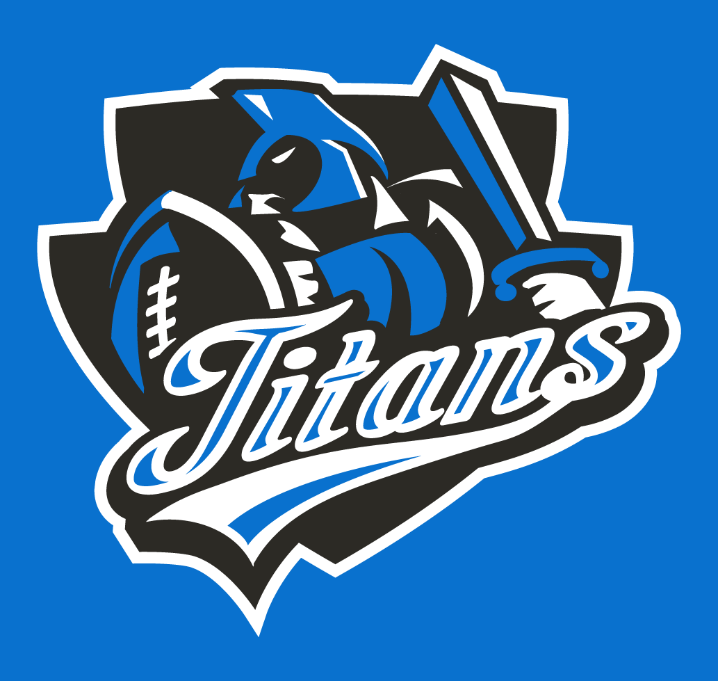 Cedar Rapids Titans Logo Alt on Dark Logo (2012-Pres) -  SportsLogos.Net