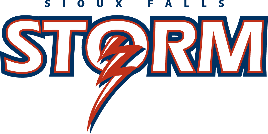 Sioux Falls Storm Logo Primary Logo (2010-Pres) -  SportsLogos.Net