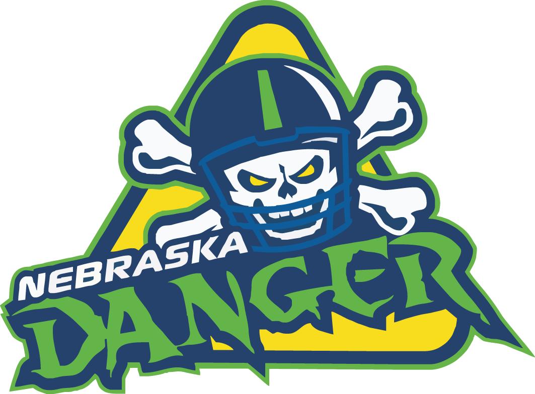 Nebraska  Danger Logo Primary Logo (2011-Pres) -  SportsLogos.Net