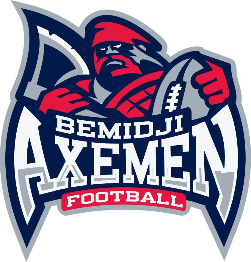 Bemidji Axemen Logo Primary Logo (2014-2015) -  SportsLogos.Net