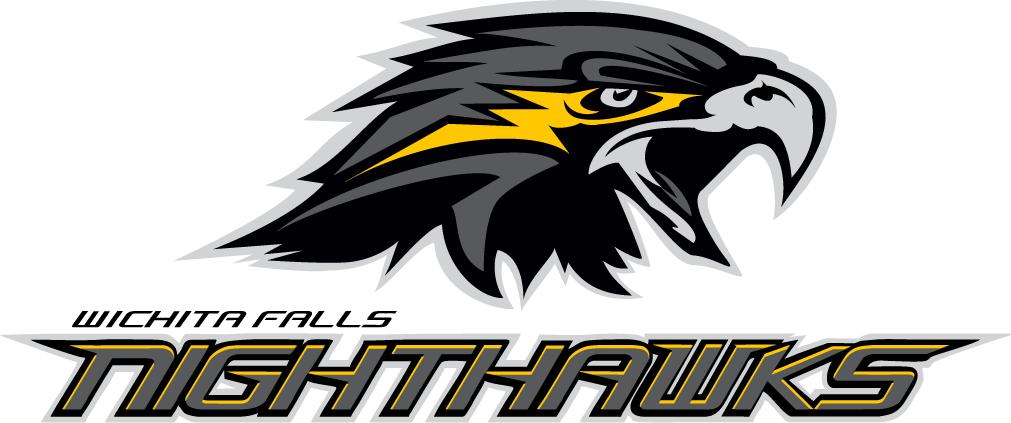Wichita Falls Nighthawks Logo Primary Logo (2015-Pres) -  SportsLogos.Net
