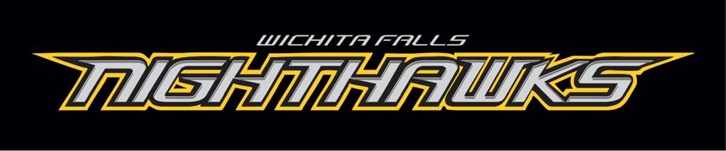 Wichita Falls Nighthawks Logo Wordmark Logo (2015-Pres) -  SportsLogos.Net