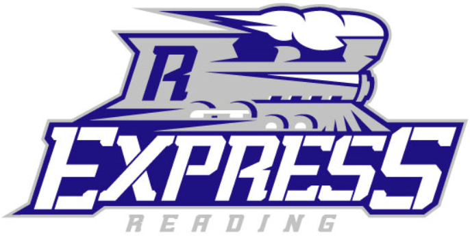 Reading Express Logo Primary Logo (2011-2012) -  SportsLogos.Net