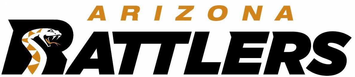 Arizona Rattlers Logo Wordmark Logo (2017-Pres) -  SportsLogos.Net