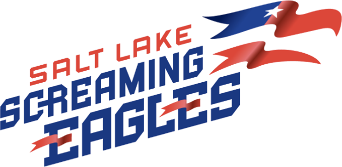 Salt Lake  Screaming Eagles Logo Primary Logo (2017-Pres) -  SportsLogos.Net