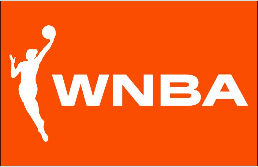 WNBA Primary Dark Logo - Women's National Basketball Association ...