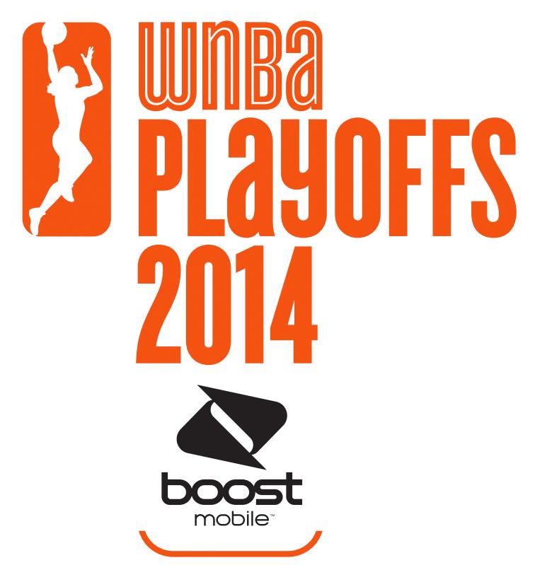 WNBA Playoffs Logo Primary Logo (2014) - 2014 WNBA Playoffs Logo SportsLogos.Net
