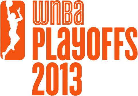 WNBA Playoffs Logo Primary Logo (2013) - 2013 WNBA Playoffs Logo SportsLogos.Net