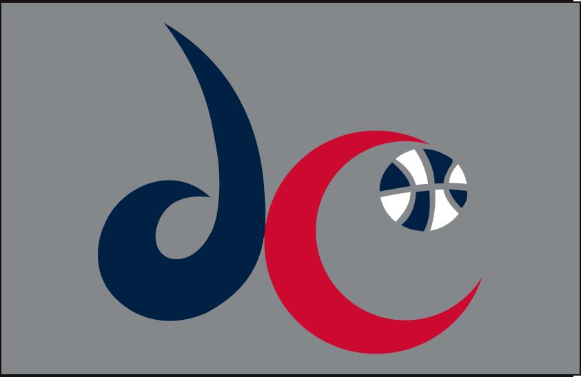 Washington Mystics Logo Alt on Dark Logo (2011-Pres) - Alternate on silver SportsLogos.Net