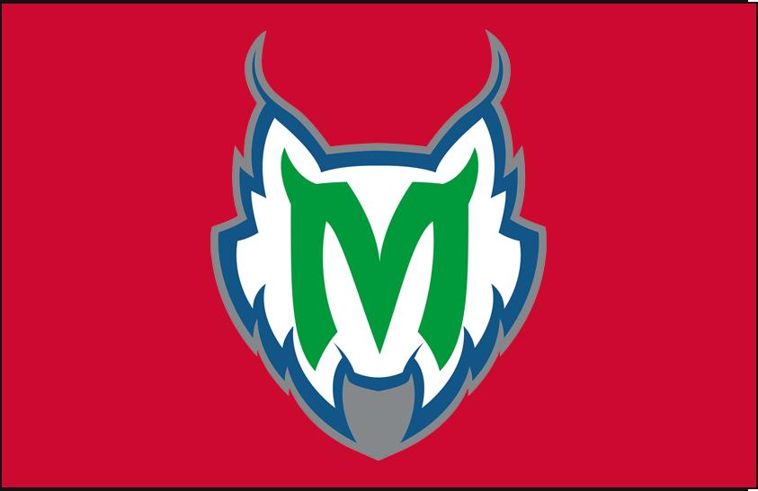 Minnesota Lynx Logo Alt on Dark Logo (2011-2017) - Alternate on red SportsLogos.Net