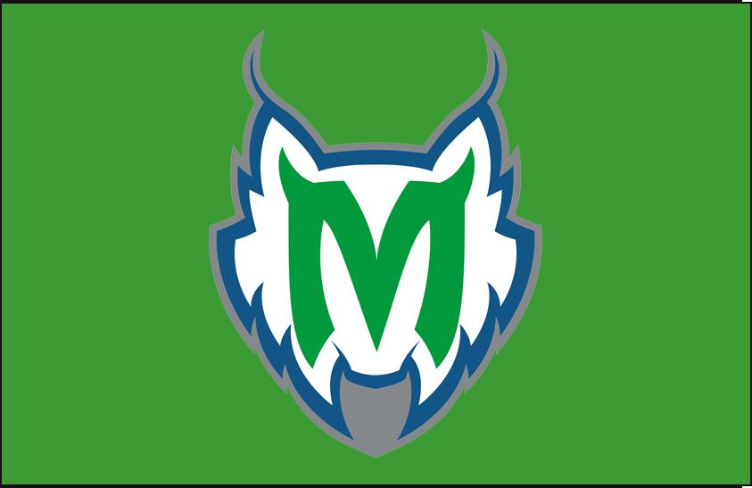 Minnesota Lynx Logo Alt on Dark Logo (1999-2017) - Alternate on Green SportsLogos.Net