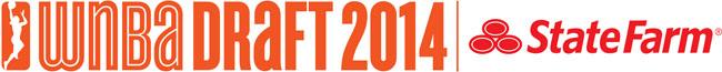 WNBA Draft Logo Primary Logo (2014) -  SportsLogos.Net