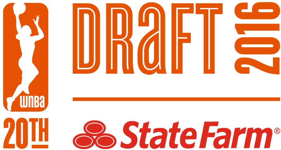 WNBA Draft Logo Primary Logo (2016) - 2016 WNBA Draft Logo SportsLogos.Net