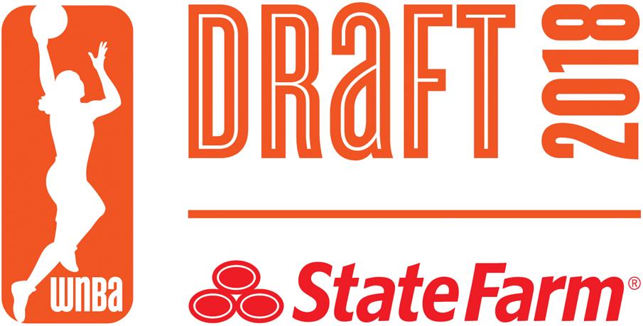 WNBA Draft Logo Primary Logo (2018) - 2018 WNBA Draft Logo SportsLogos.Net
