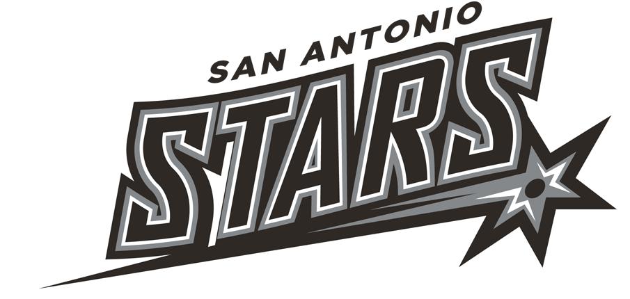 San Antonio Stars Logo Primary Logo (2014-2017) -  SportsLogos.Net