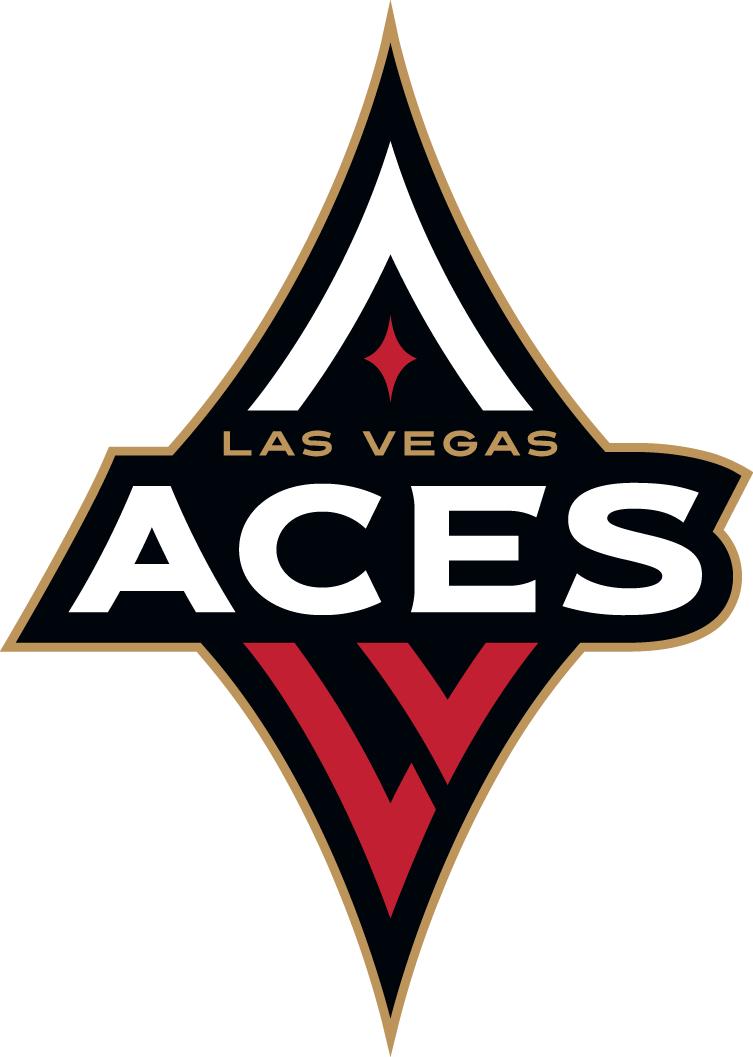 Las Vegas Aces Logo Primary Logo (2018-Pres) -  SportsLogos.Net