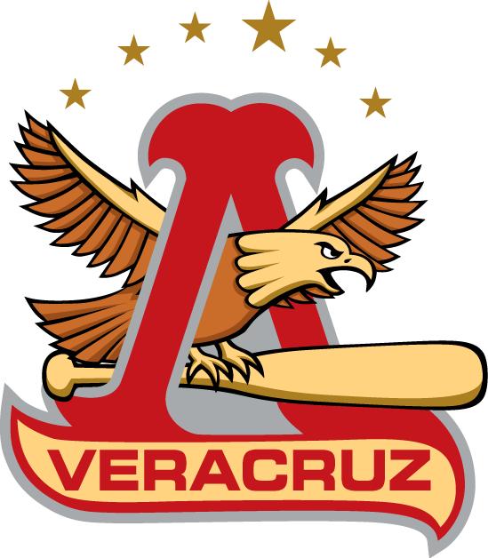 Veracruz Rojos del Águila Logo Primary Logo (2013-Pres) -  SportsLogos.Net