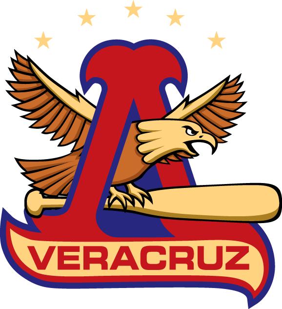 Veracruz Rojos del Águila Logo Primary Logo (2000-2012) -  SportsLogos.Net