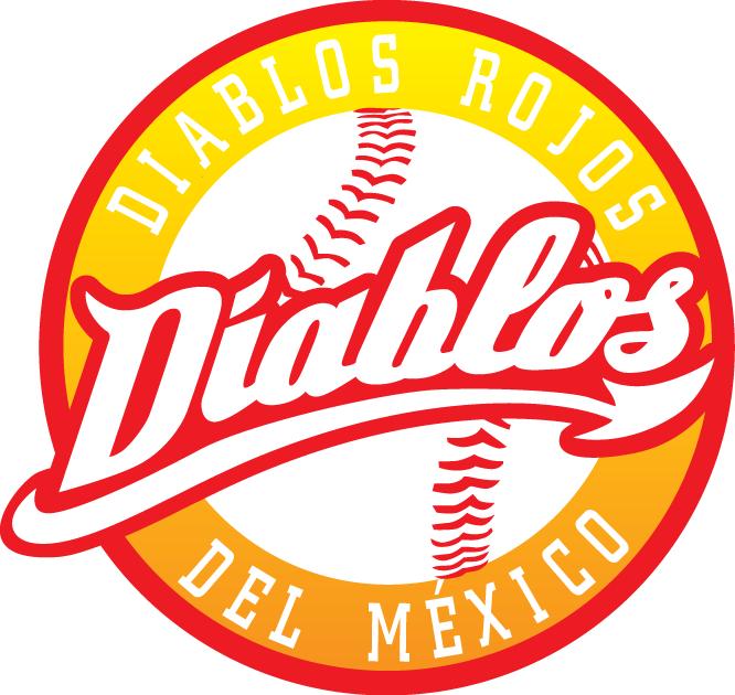 México Diablos Rojos Logo Primary Logo (2000-Pres) -  SportsLogos.Net