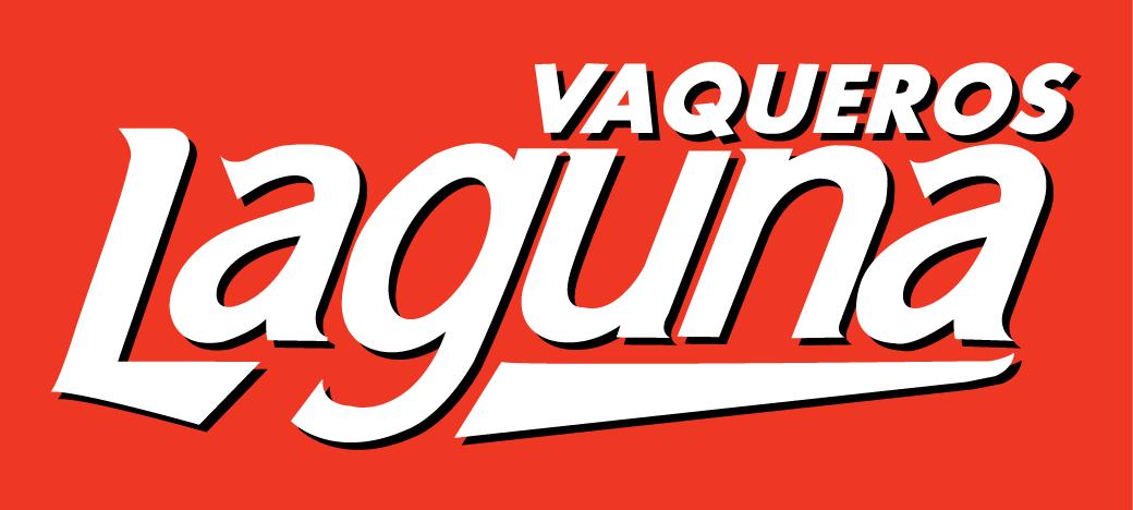 Laguna Vaqueros Logo Wordmark Logo (2000-Pres) -  SportsLogos.Net