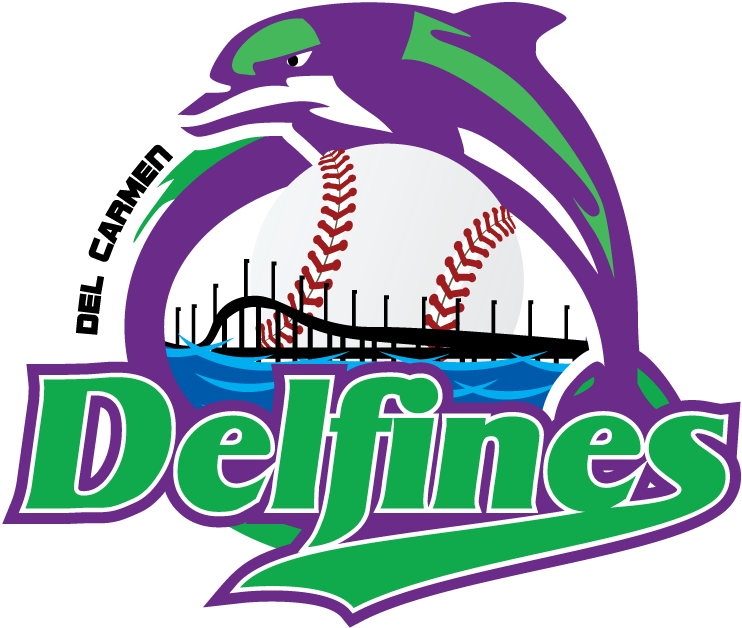 Carmen Delfines Logo Primary Logo (2011) -  SportsLogos.Net