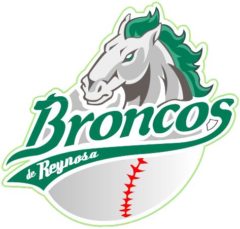 Reynosa Broncos Logo Primary Logo (2009-Pres) -  SportsLogos.Net
