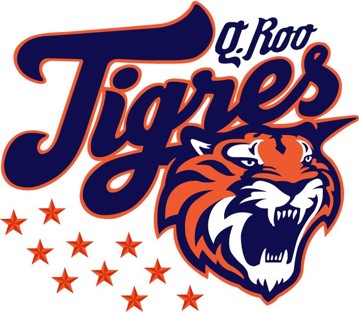 Quintana Roo Tigres Logo Primary Logo (2000-Pres) -  SportsLogos.Net