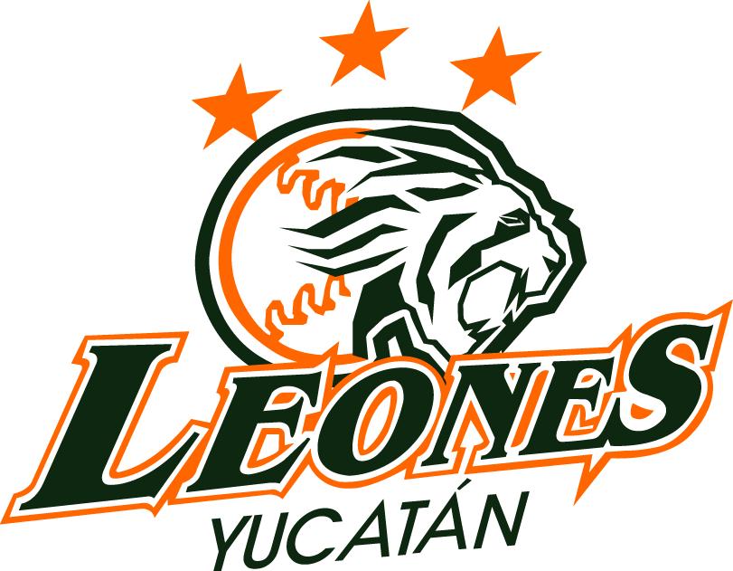 Yucatán Leones Logo Primary Logo (2000-Pres) -  SportsLogos.Net