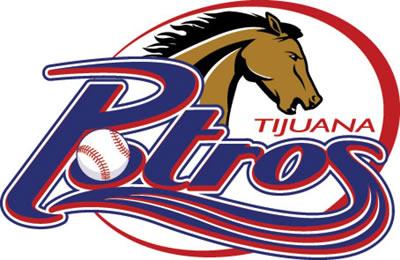 Tijuana Potros Logo Primary Logo (2005-2008) -  SportsLogos.Net