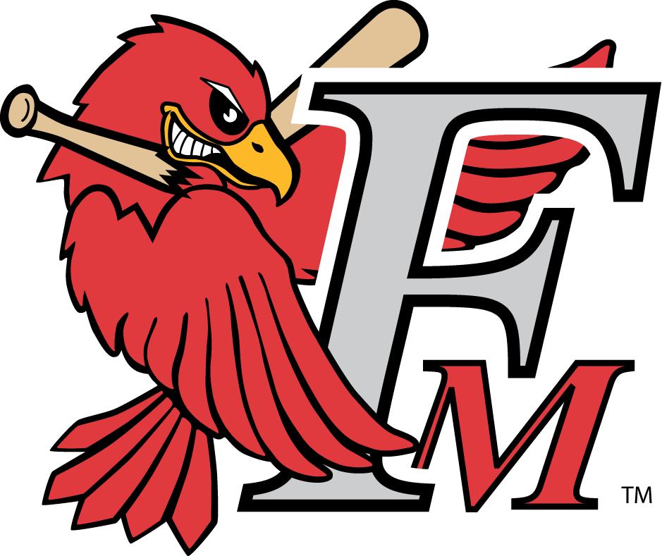 Fargo-Moorhead RedHawks Logo Primary Logo (2011-Pres) -  SportsLogos.Net