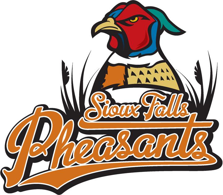 Sioux Falls Pheasants Logo Primary Logo (2010-2012) -  SportsLogos.Net