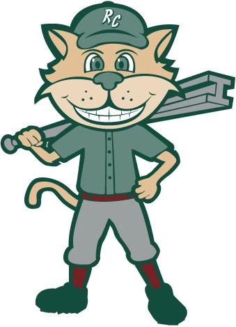 Gary SouthShore RailCats Logo Mascot Logo (2011-Pres) -  SportsLogos.Net
