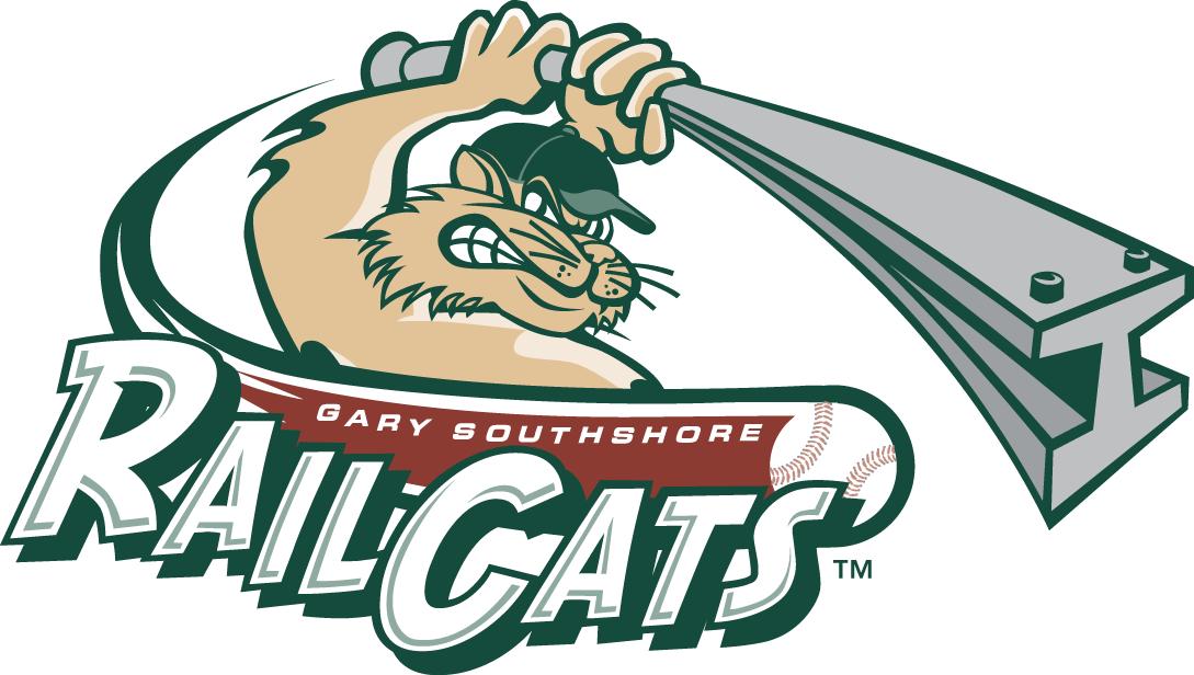 Gary SouthShore RailCats Logo Primary Logo (2011-Pres) -  SportsLogos.Net